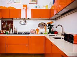 Orange And White Kitchen Ideas Orange Kitchen Decorating Ideas 7196 Baytownkitchen Kitchen
