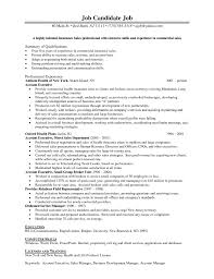 Resume Examples Sales  cover letter sales executive resume     happytom co    Insurance Sales Resume Sample   Job and Resume Template   resume examples sales