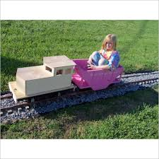 bryterails com miniature caboose locomotive and switch markers