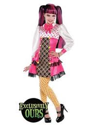 Walmart Halloween Costumes Girls Monster Costumes Rubies Monster Catrine Demew Child