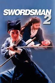 Swordsman 2, la légende d'un guerrier affiche