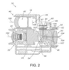patent us7211778 night vision goggle with separate camera and