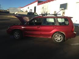 2005 subaru forester xt automatic complete part out the subie