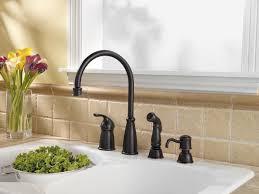 Kitchen Faucets Best Vigo Gramercy Single Handle Pull Down Kitchen Faucet Matte Black