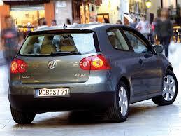 volkswagen golf v 3 doors specs 2003 2004 2005 2006 2007