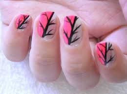 fun easy nail designs for short nails another heaven nails