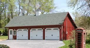 3 Car Garage Saltbox Style Prefab 3 Car Garage See Prices