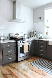 Dark Grey Cabinets Kitchen 49 Best Galley Kitchen Renovation Images On Pinterest Galley