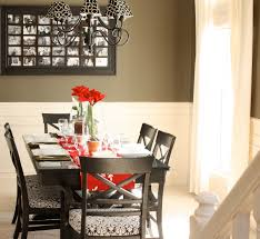 decorating ideas for dining room table with ideas hd images 1824