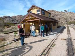 joshua tree so railroad museum u0026 narrow gauge railroad desert