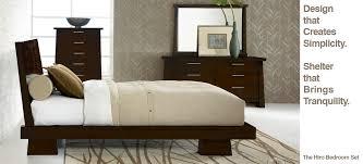 Modern Bedroom Furniture by Platform Beds Modern Furniture Store Japanese Furniture
