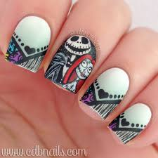 cdbnails 40 great nail art ideas halloween polish pals s is for