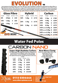 all pro window cleaning 30 foot carbon fibre water fed window cleaning pole