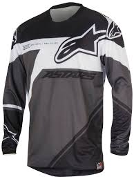black motocross jersey alpinestars gp tech air jacket new york alpinestars racer