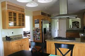Height Of Kitchen Cabinet by My Kitchen Refresh Extending My Cabinets To The Ceiling U2013 Freshly