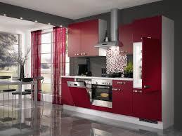 Red And Black Kitchen Ideas Red Kitchen Design Ideas Red Kitchen Glitzdesignnet Black Red