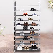 Shoe Storage Furniture by 10 Tier Shoe Rack Reviews Online Shopping 10 Tier Shoe Rack