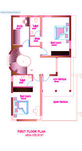 Indian Home Design Plan Layout Architecture Beautiful Ideas Floor Plan With Master Bedroom And