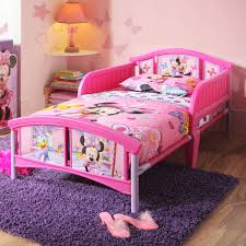 bedroom minnie mouse toddler bed frame disney minnie mouse