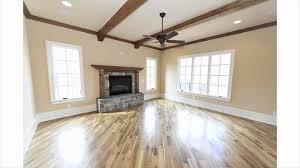 Hardwood In Kitchen by Hickory Hardwood Flooring Youtube