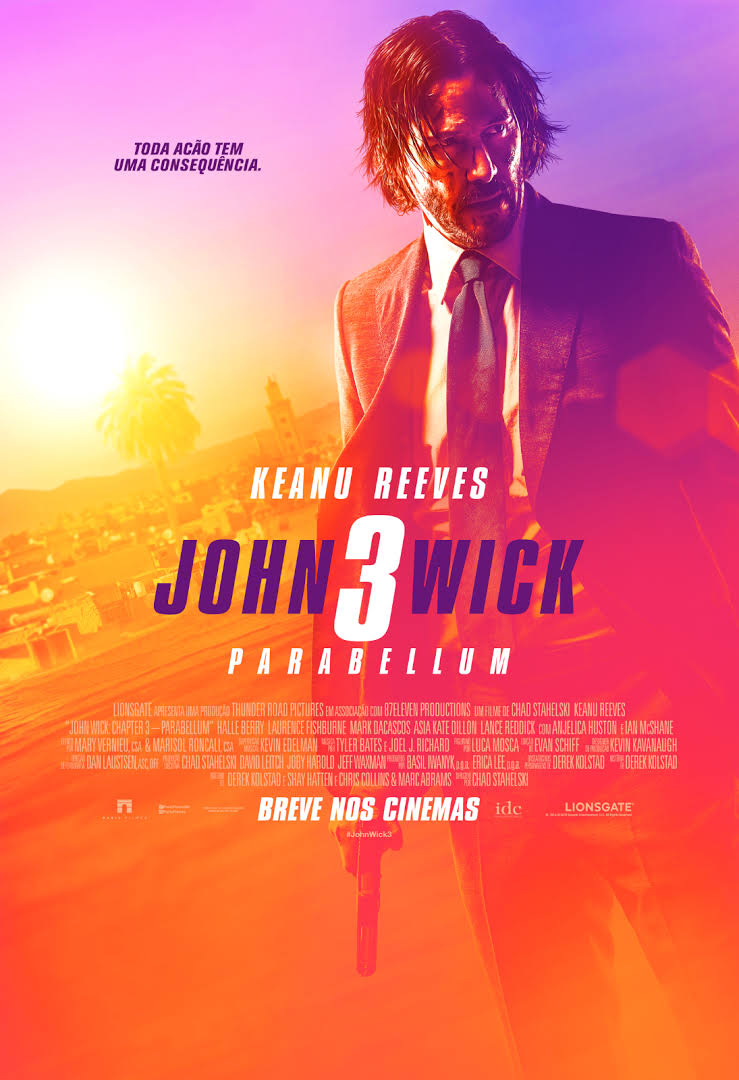 John Wick 3 Parabellum 2019 Dublado