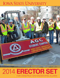 iowa state construction engineering 2014 erector set by civil