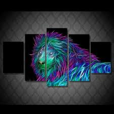 compare prices on colorful lion poster online shopping buy low