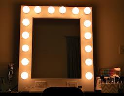 decoration lighted vanity mirror image vanity pinterest