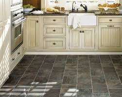 Kitchen Floors Ideas Pickled Oak Cabinets Dark Floors Best Black Vinyl Sheet Flooring