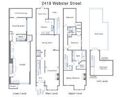 san francisco victorian floor plan nest granny unit