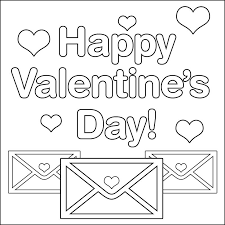 valentine u0027s coloring pages kids proflowers blog