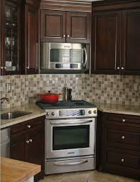Small Kitchen Design Images by Corner Stove Kitchen The Corner Stove Kitchen Is A Perfect