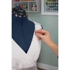 singer blue adjustable dress form df250 small medium walmart com