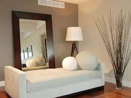 alluring ideas living room decorating with mirror facing big soft