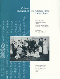 Cover   Chinese Immigration and the Chinese in the United States