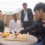 Google's AlphaGo AI Beats Human Go Champion