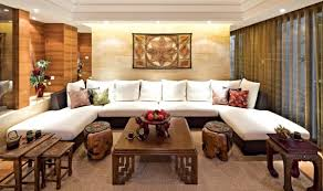 House Design Asian Modern by Decoration Natural Asian Living Way For Modern House Design