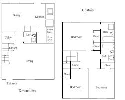 Floor Plan 2 Bedroom Apartment Best Astonishing Floor Plans Bedroom On Floor With Bedroom