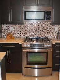 Kitchen Marble Backsplash Mosaic Glass Marble Backsplash New Jersey Custom Tile Tile