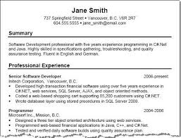 Profile Section Of Resume Examples by Profile Examples For Resumes Resume Example Mla Resume Format