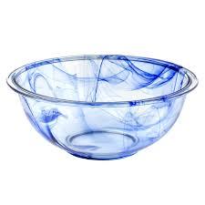 pyrex watercolor collection blue lagoon 2 5 qt mixing bowl pyrex