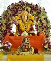 Decoration Themes Ganesh Chaturthi Decoration Ideas Ganesh Pinterest Ganesh