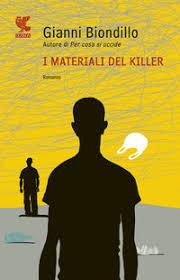 I materiali del killer - Gianni Biondillo (copertina)