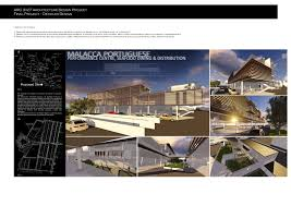 pension project concept architecture design arch student com