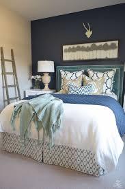 best 20 bedroom retreat ideas on pinterest farmhouse bedrooms a cozy guest room retreat of a transitional navy aqua bedroom retreat
