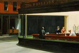 Edward Hopper    Niighthawks