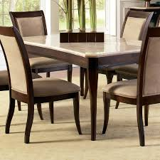 shop steve silver company marseille marble dining table at lowes com
