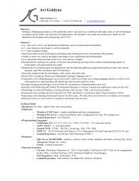 Technical Skills On Cv Resume Examples 10 Best Mac Resume Template Downloads Now For