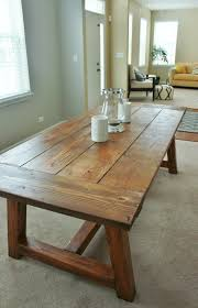 Expandable Dining Room Table Plans Dining Tables Diy Kitchen Table Plans How To Build A Dining