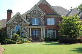 front landscaping ideas for colonial homes home ideas